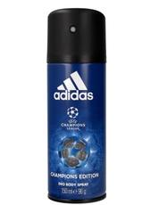 Adidas Champions League Edition dezodorant spray piżmo paczula 150ml.