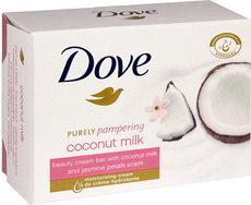 Dove Coconut milk mydło kostka 100g