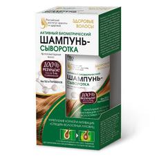 Fitokosmetik Aktywny biometryczny szampon-serum przeciw wypadaniu włosów Zdrowe włosy 150 ml