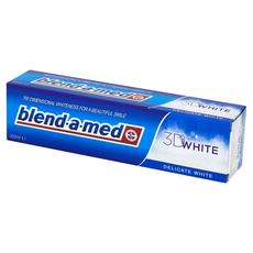 Blend-a-Med 3D White Delicate white pasta do zębów 100ml.