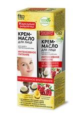 Fitokosmetik KREM-OLEJEK DLA TWARZY INTENSYWNE ODŻYWIENIE z olejkiem Shea wyciągiem granatu i proteinami mleka 45ml