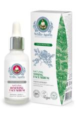 WHITE AGAFIA Naturalne Tonizujące serum do twarzy do 35 lat Zachowanie młodości 30 ml