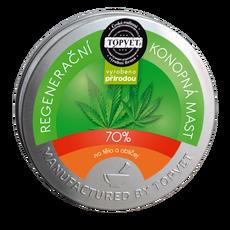 Topvet konopna maść regenerujaca 70%
