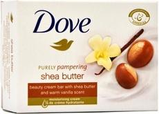 Dove Shea Butter mydło kostka 100g.