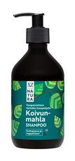 XZ Natura Szampon do włosów z sokiem brzozowym 375 ml