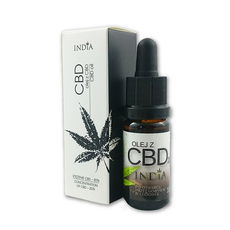 India olej konopny z CBD 20% 10ml
