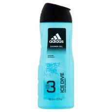 Adidas Ice Dive 3 żel pod prysznic 400ml