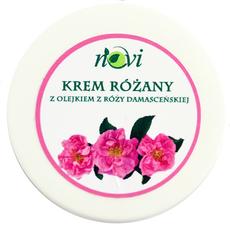 Krem różany z olejem arganowym – dla cery wrażliwej 50 ml