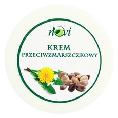 Krem przeciwzmarszczkowy – olej arganowy, mniszek lekarski 50 ml
