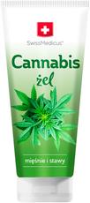 SwissMedicus Cannabis żel - tuba 200 ml