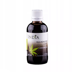 India olej konopny z CBD 50ml