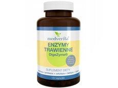 Medverita Enzymy Trawienne DigeZyme 120 kapsułek