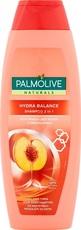 Palmolive Szampon i odżywka 2w1 Brzoskwinia i proteiny jedwabiu 350ml