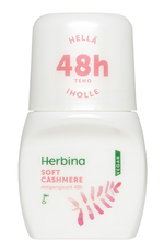 Herbina Antyperspirant Soft Cashmere Roll-On 48h 50ml