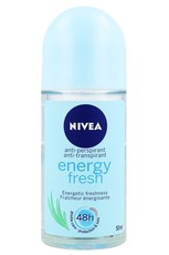 Nivea Fresh Energy Women Antyperspirant Dezodorant 48H rool-on 50ml