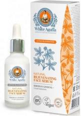 WHITE AGAFIA NATURALNE Serum do twarzy +50 lat Aktywne odmłodzenie 30ml.