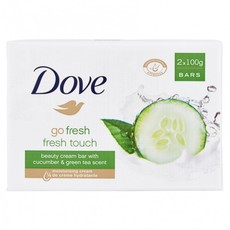 Dove Mydło DUO-pack Fresh Touch 200g