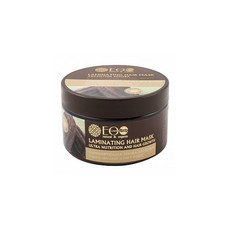 Ecolab Laminująca maska do włosów ultra odżywienie i wzrost olej jojoba kompleks ceramidów kompleks kwasów owocowych 250ml.