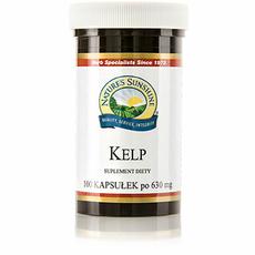 Nature's Sunshine Kelp 100 kapsułek