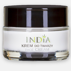 India krem do twarzy z olejkiem z konopi 50 ml