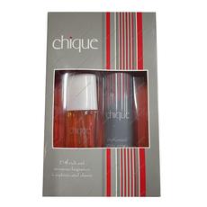 Chique zestaw dezodorant 100 ml spray + woda kolońska 15 ml spray