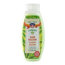 Palacio Cannabis Regenerujący balsam do włosów z olejem konopnym 500ml