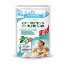 Fitokosmetik - Sól do kąpieli z Morza Martwego- wzmocnienie odporności, 530g