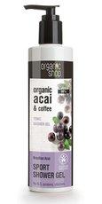 Organic Shop Żel pod prysznic dodający energii Jagody Acai 280 ml