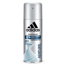 Adidas Adipure Men dezodorant spray 48H bez alkoholu 150ml