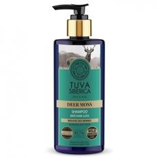 Tuva Siberica Bio-szampon pobudzający wzrost włosów Deer Moss 300ml