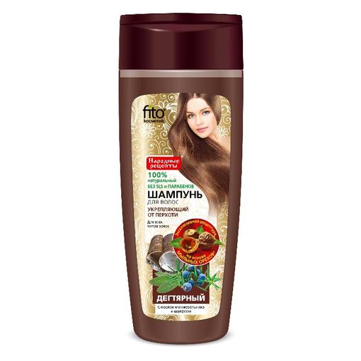Fitokosmetik Szampon do włosów DZIEGCIOWY wzmacniający 270ml.