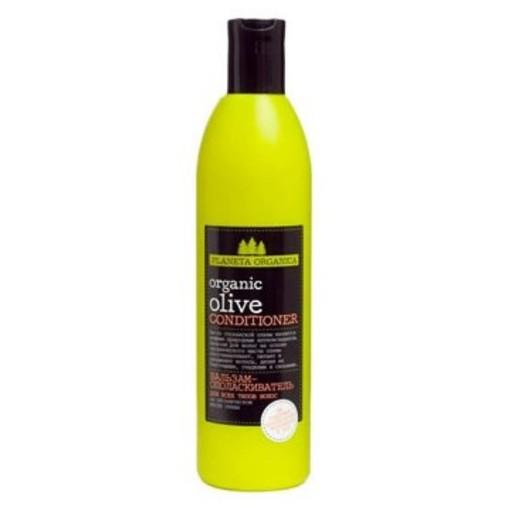 Planeta Organica balsam do włosów organiczny olej z oliwek  360ml.POR40
