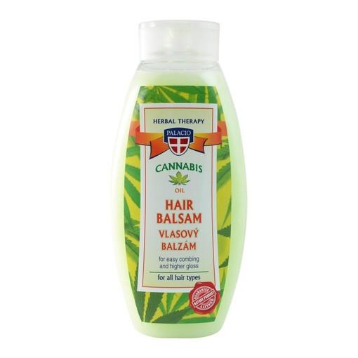 Palacio Cannabis Regenerujący balsam do włosów z olejem konopnym 500ml (1)